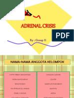 Askep Adrenal Crisis