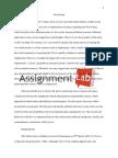 War in Iraq/ Essay / Paper by AssignmentLab.com