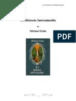 ENDE MICHAEL - La Historia Interminable
