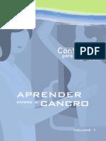 Vol. 1 Aprender Sobre o Cancro