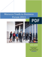 Morocco Youth to Business Forum(1)