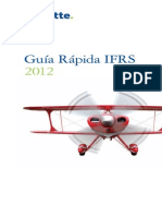 Guia Rapida IFRS 2012 Deloitte