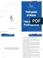 Guide Pratique Elu Fn
