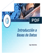 003-Introduccion a La Base de Datos