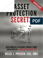 Asset Protection Secrets (Revised E