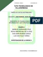 Tema 4 BDD Investigacion
