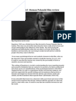 Repulsion 1965 Film Review