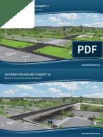 Southeast Boulevard Concept Renderings 11-21-13