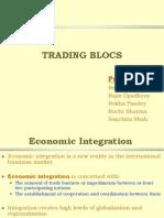 Regional Trading Blocks