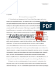 Environmental Science/ Essay / Paper by AssignmentLab.com