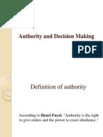 Authority Ppt