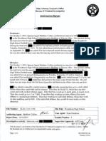 BCI Investigative Report Pt. 1 Redacted