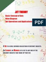 mathematics-set theory