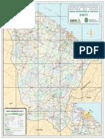 Mapa Rodoviario 2011 Oficial Frente