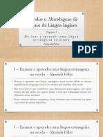 1 NPC - Métodos e Abordagens de Ensino da Língua Inglesa