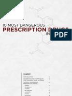 10 Most Dangerous Drugs eBook
