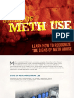 The Signs of Meth eBook