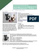 4 206 Crochet Kitten