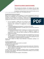 Cours Introductif Au Droit Constitutionnel