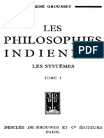 Grousset Les Systemes Du Hinayana Analysis of Abhidharmakosasastra 1931