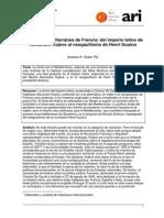 ARI86-2008 Politica Mediterranea Francia