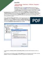 Cum Sa Formatezi Un Stick in NTFS