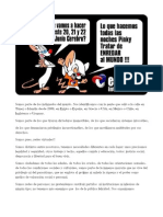 declaración de Montevideo enredo internacional