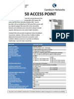 PMP450 AP Prelim Brochure 100611