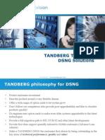 DSNG Mobile Presentation