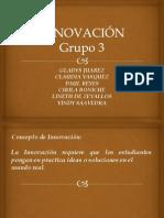 definicion de innovacion