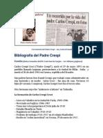 Padre Carlos Crespi, El Ap_stol de Los Pobres.