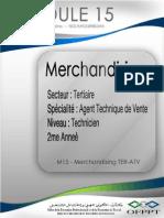 M15 - Merchandising TER-ATV