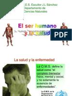 El Ser Humano y La Salud