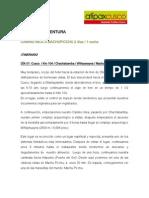 Manual Aventura 2013