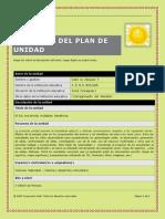plantilla plan unidad dalis vsquez