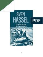 Los Panzers de La Muerte- Hassel, Sven