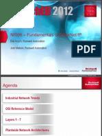 Fundamentals of EtherNET IP