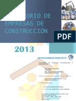 Directorio 2013