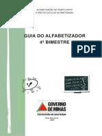GUIA DE ALFABETIZAÇÃO