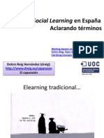 Open Social Learning