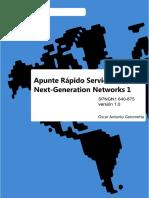 AP Rapido CCNA Service Provider 1 1.0 Demo