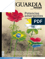 VAnGuardia Dossier-Potencias Emergentes-China, India, Brasil, Sudafrica