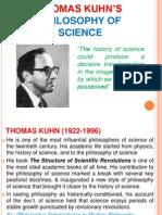 (8) Thomas Kuhn