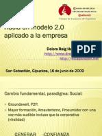 Entornos Sociales Internet Empresa