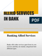 Banking Allies Services