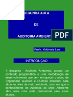 Auditoria ISO 14001