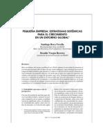 RocaVargas Estrategias Empresariales en El Peru