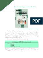 Prezentare Ghidul Farmacistului in Comunicarea Cu Pacientul