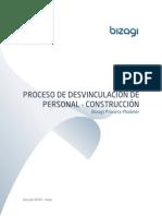 Desvinculación-Construcción