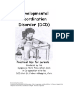 Coordination Disorder